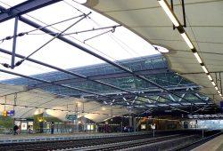 Vom Flughafen Halle Leipzig wurden seit Anfang Juni 108 Menschen abgeschoben. Foto: Dirk Schaefer/Wikimedia