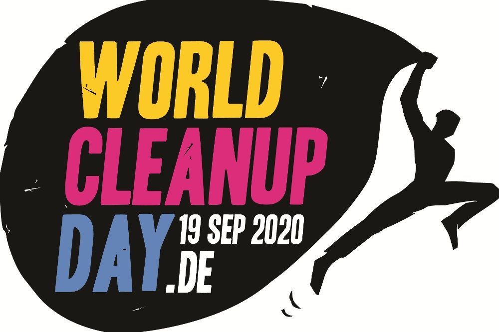 Logo World Cleanup Day
