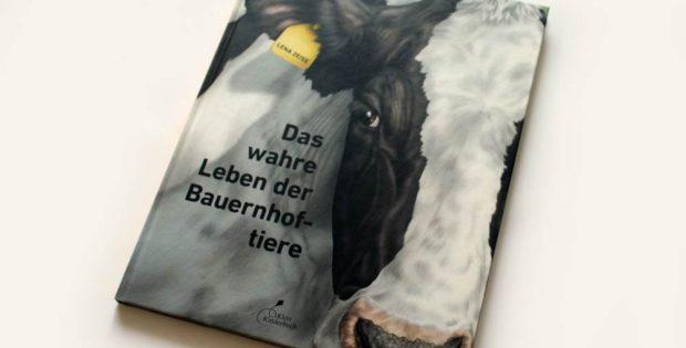 Lena Zeise: Das wahre Leben der Bauernhoftiere. Foto: Ralf Julke