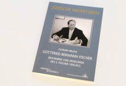 Florian Bruns: Gottfried Bermann Fischer. Foto: Ralf Julke