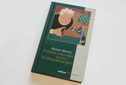Rainer Moritz: Fräulein Schneider und das Weihnachtsturnier. Foto: Ralf Julke