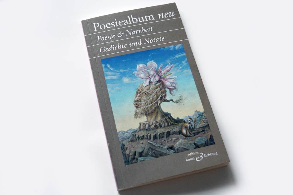 Poesiealbum neu: Poesie & Narrheiheit. Foto: Ralf Julke