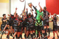 Können die MFBC-Floorballer ihren Deutschen Meistertitel verteidigen? Foto: Jan Kaefer