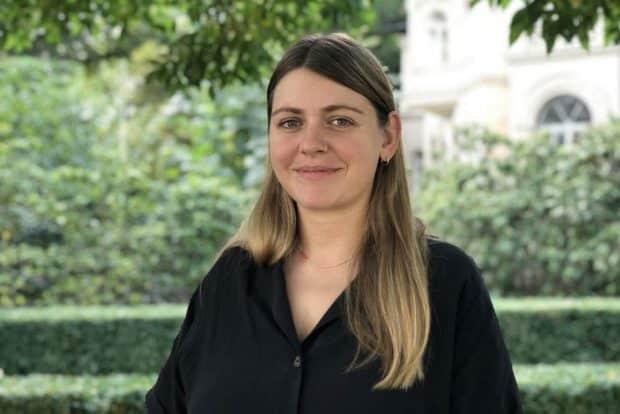 Christina Schwarz. Foto: Greta Hartmann
