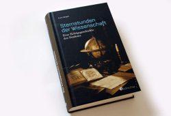 Lars Jaeger: Sternstunden der Wissenschaft. Foto: Ralf Julke