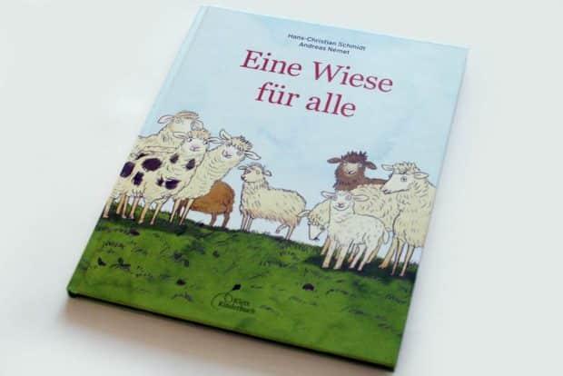 Hans-Christian Schmidt, Andreas Német: Eine Wiese für alle. Foto: Ralf Julke