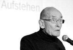 Prof. Cornelius Weiss. Foto: Michael Freitag