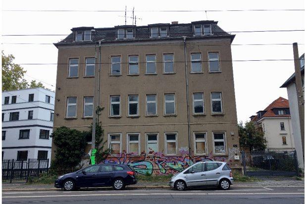 Georg-Schumann-Straße 32. Foto: L-IZ.de
