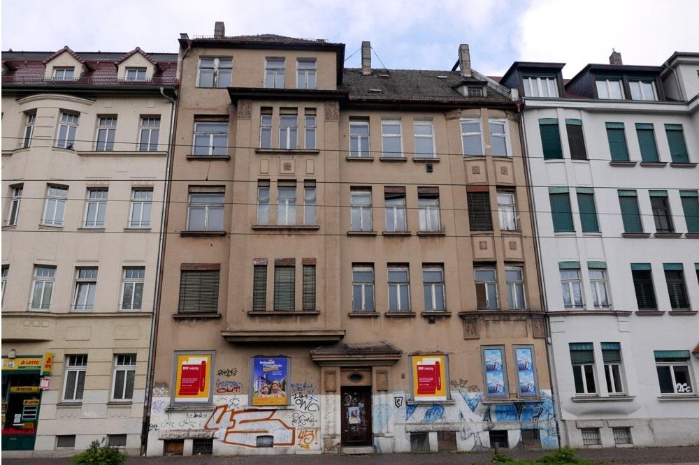 Gorkistraße 60. Foto: Privat