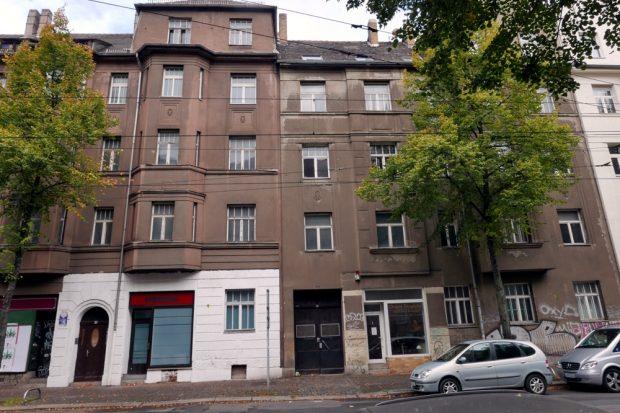 Gorkistraße 74. Foto: Privat