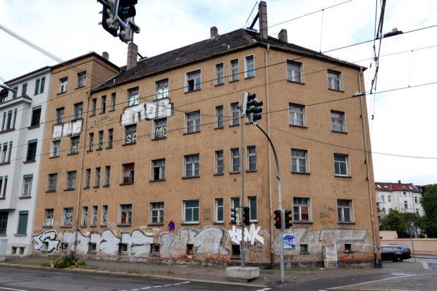 Löbauer Straße 42A. Bild 2. Foto: Privat