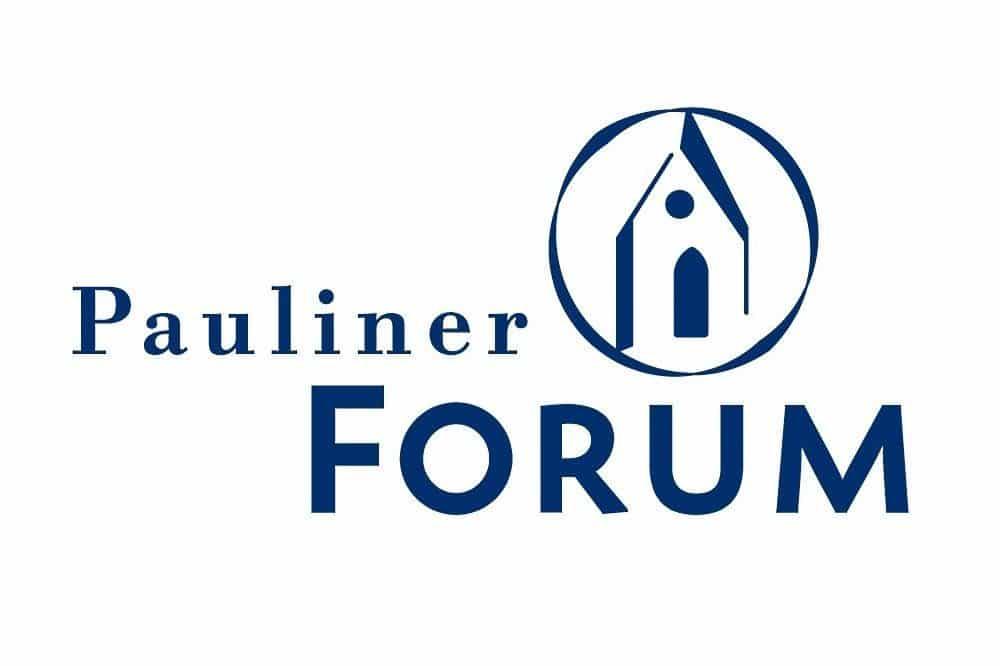 Logo PaulinerFORUM 2020