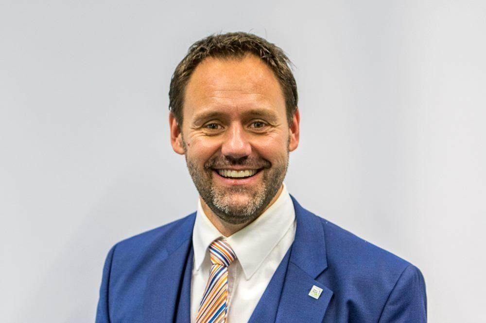 LSB-Generalsekretär Christian Dahms. Quelle: Landesportbund Sachsen