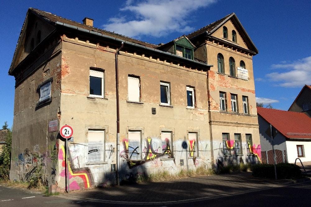 Leibnitzstraße 21, Liebertwolkwitz. Foto: L-IZ