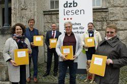 Lions_Club_dzb lesen_Mendelssohn Chorwerk in Braille, Foto: DZB