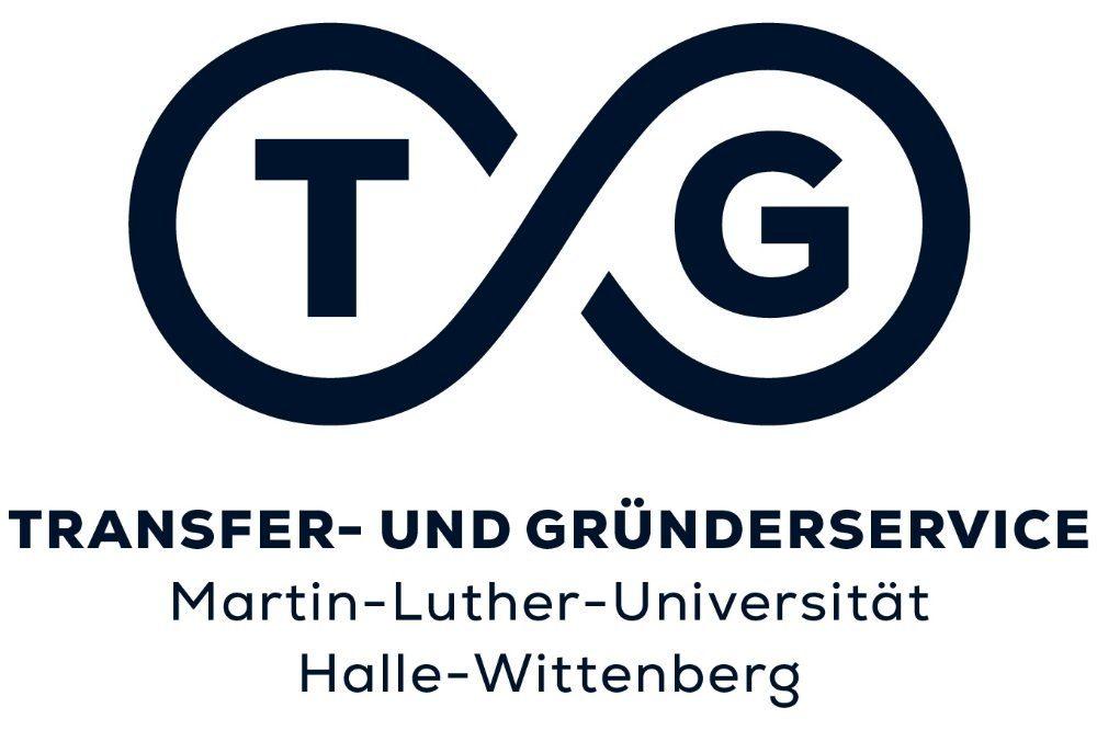 Logo des Transfer- und Gründerservice der MLU