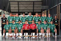 Mannschaftsfoto U23. Quelle: Fotohaus Klinger
