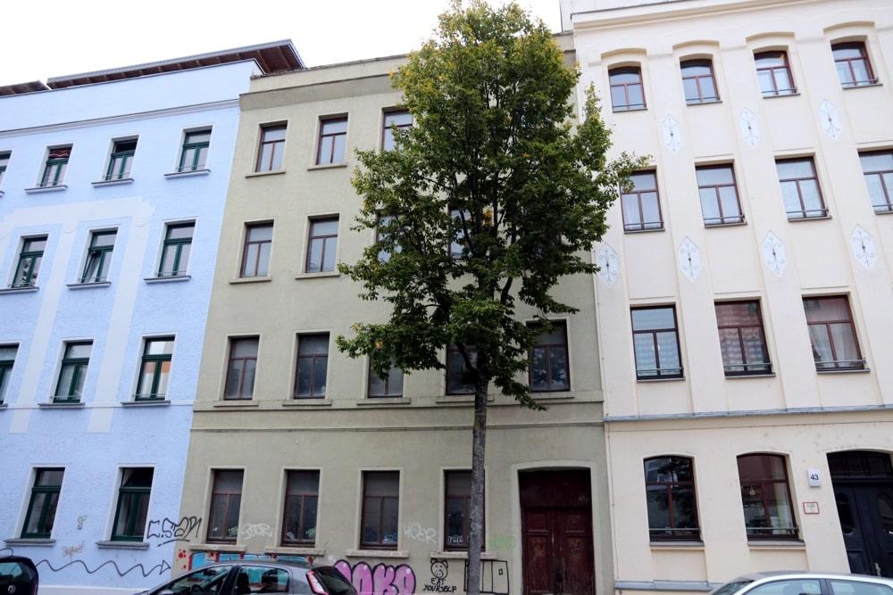 Mariannenstraße 41. Foto: L-IZ.de