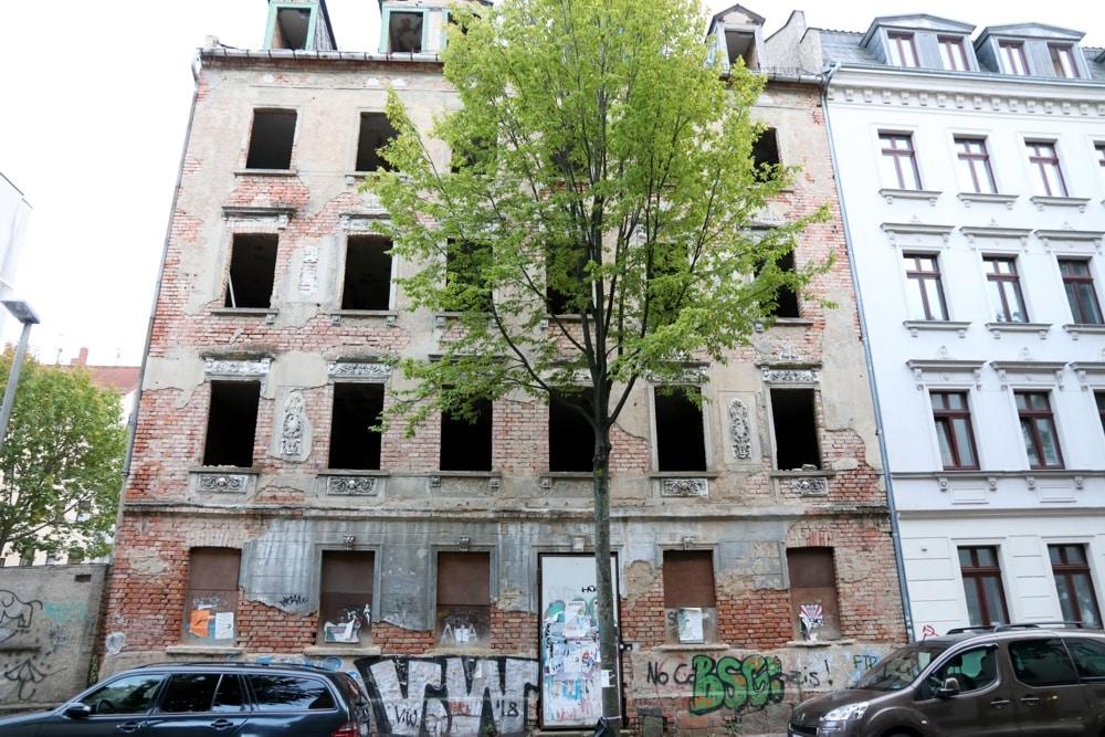 Mariannenstraße 70. Foto: L-IZ.de