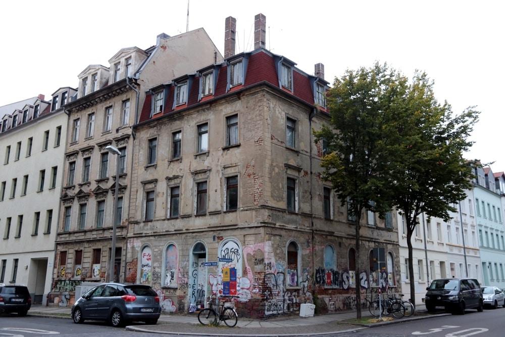 Neustädter Straße 28 (Ecke Mariannenstraße). Foto: L-IZ.de
