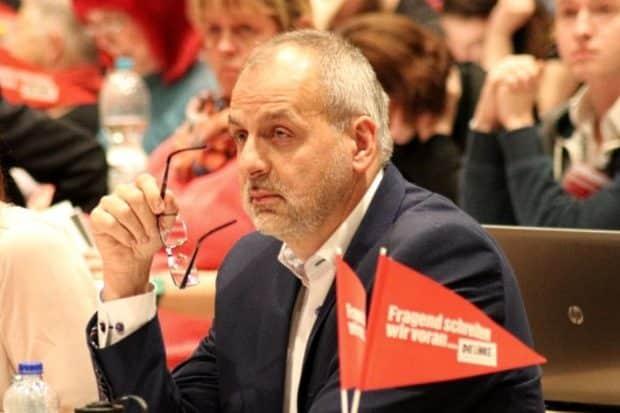 Rico Gebhardt, (MdL, Die Linke). Foto: Michael Freitag
