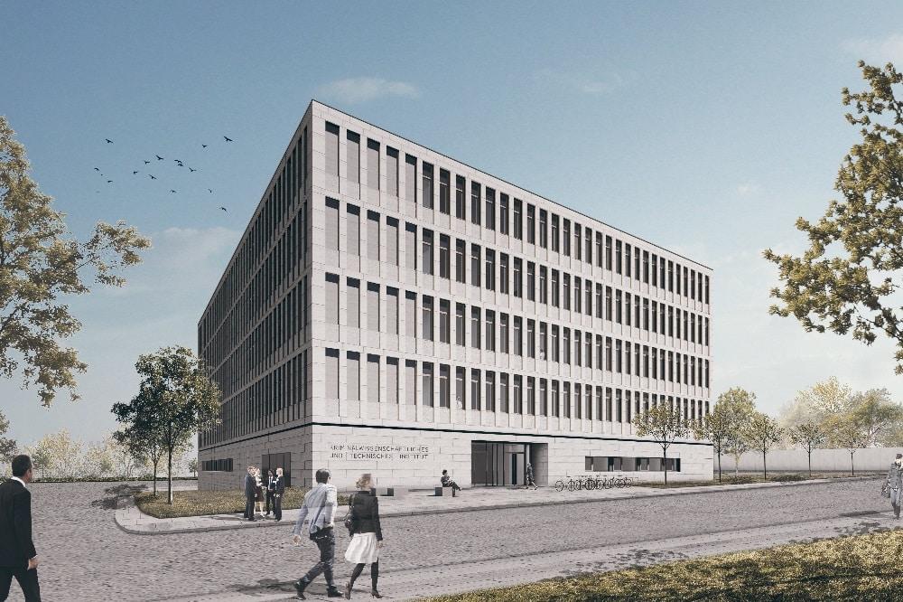 So soll es 2022 aussehen. © Heinle, Wischer und Partner, Freie Architekten