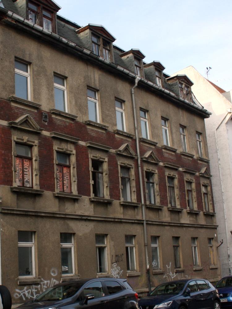Spittastraße 12, Leipzig-Lindenau. Foto: Privat