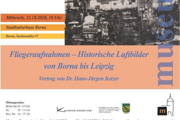 Ausschnitt Plakat. Quelle: Stadtverwaltung Borna