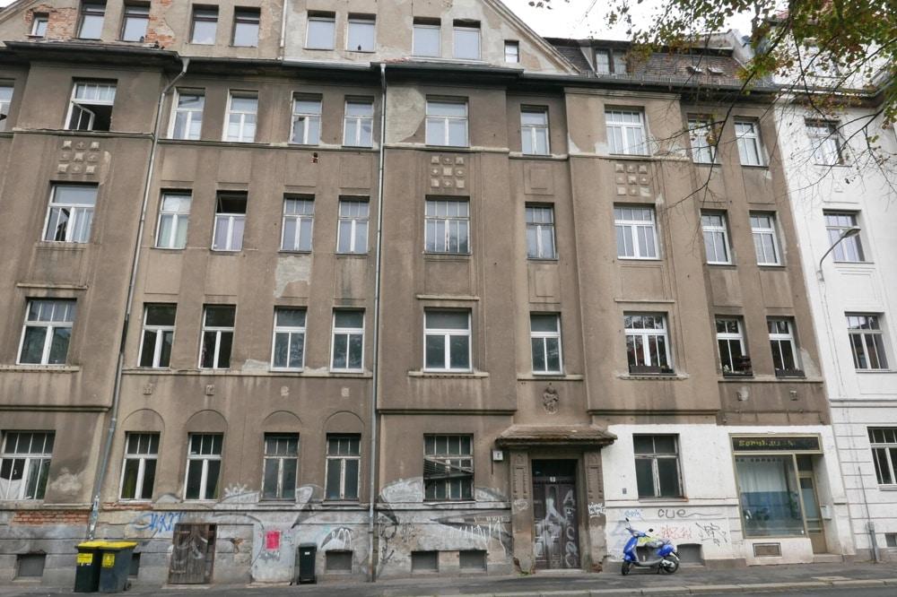 Stannebeinplatz 2. Teilentmietet. Foto: Privat