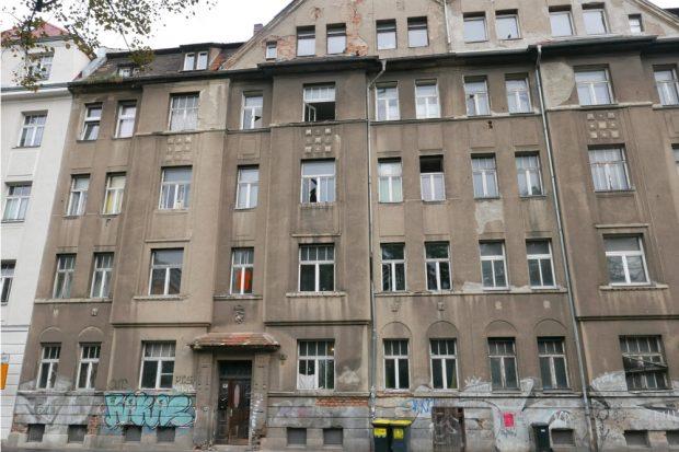 Stannebeinplatz 4. Teilentmietet. Foto: Privat