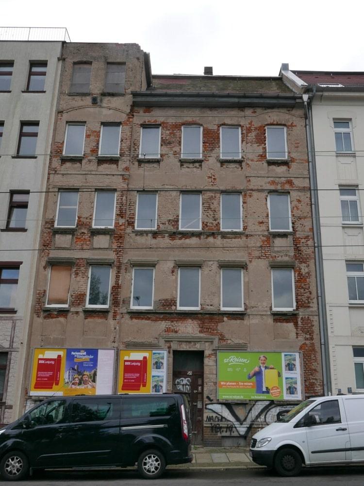 TorgauerStraße 60 Vorderseite. Foto: Privat