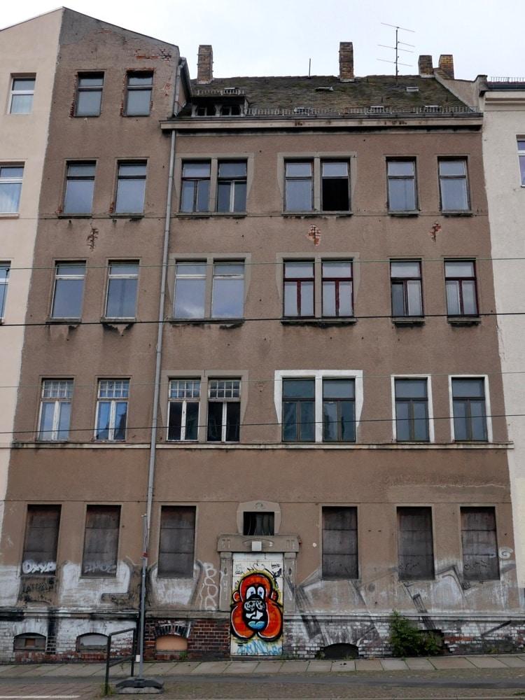 Torgauer Straße 86. Foto: Privat