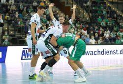 Göppingen hat dem SC DHfK beide Punkte abgerungen. Foto: Jan Kaefer