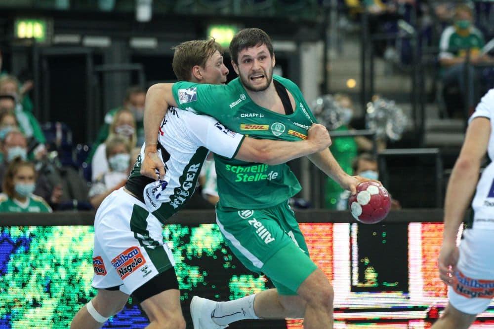 Auch Martin Larsen bekam viel Gegenwehr zu spüren. Foto: Jan Kaefer
