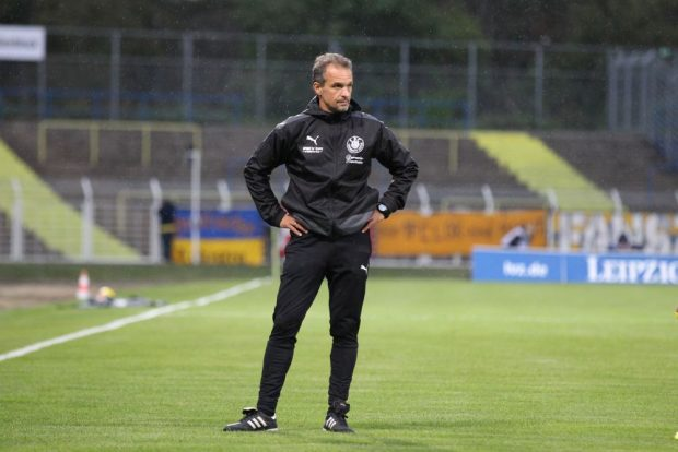 Almedin Civa absolvierte als Fußballer 71 Spiele in der 2. Bundesliga. Foto: Jan Kaefer