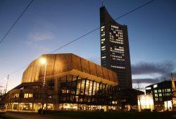 Kultureinrichtungen wie das Gewandhaus dürfen im November wohl nicht öffnen. Foto: L-IZ.de