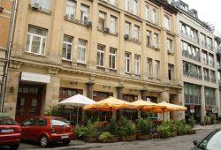 Das Haus Gottschedstraße 16. Archivfoto: Ralf Julke
