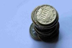 Ein kleines bisschen Geld. Foto: Ralf Julke