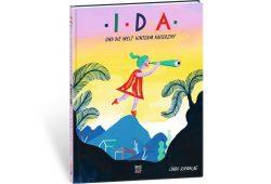 Linda Schwalbe: Ida und die Welt hinterm Kaiserspitz. Foto: NordSüd Verlag