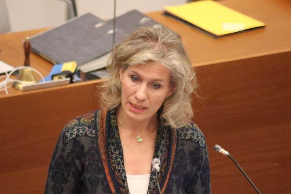 Katharina Krefft (Grüne). Foto: LZ