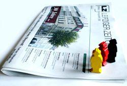 Die neue Leipiger Zeitung Nr. 84: 30 Jahre ... Foto: Ralf Julke