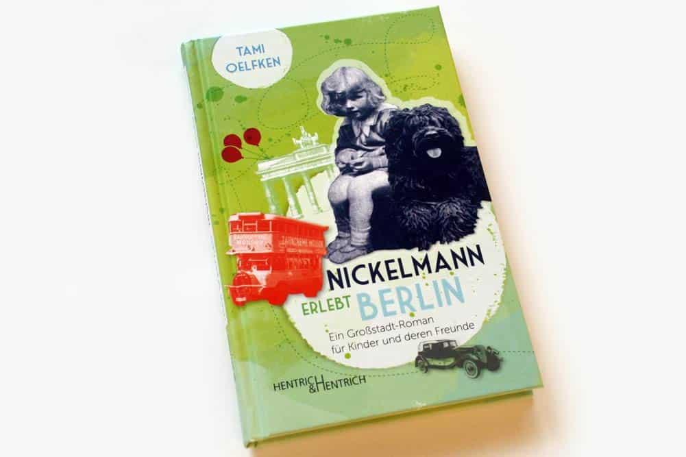 Tami Oelfken: Nickelmann erlebt Berlin. Foto: Ralf Julke