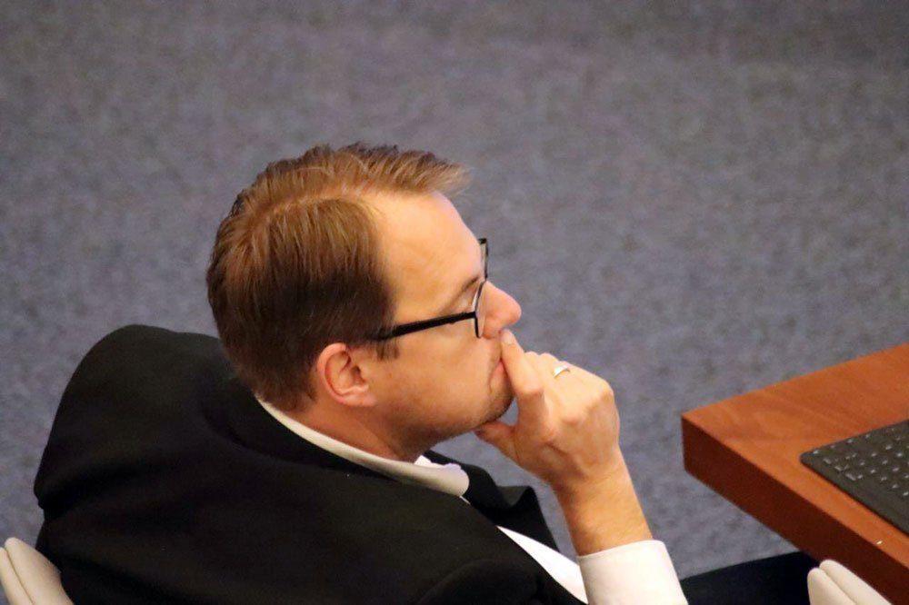 Sören Pellmann, Die Linke. Foto: LZ