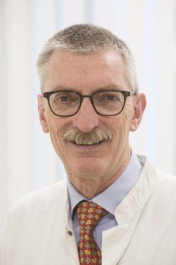 Prof. Dr. Christoph Baerwald, Leiter der Rheumatologie am Universitätsklinikum Leipzig. Foto: Stefan Straube/UKL
