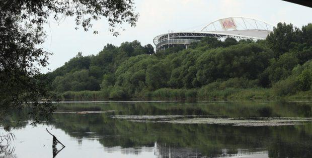 Heute dürfen nur 999 Zuschauer/-innen in die RB-Arena. Foto: L-IZ.de