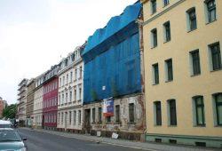 Neu neben alt - hier in Stötteritz. Archivfoto: Ralf Julke