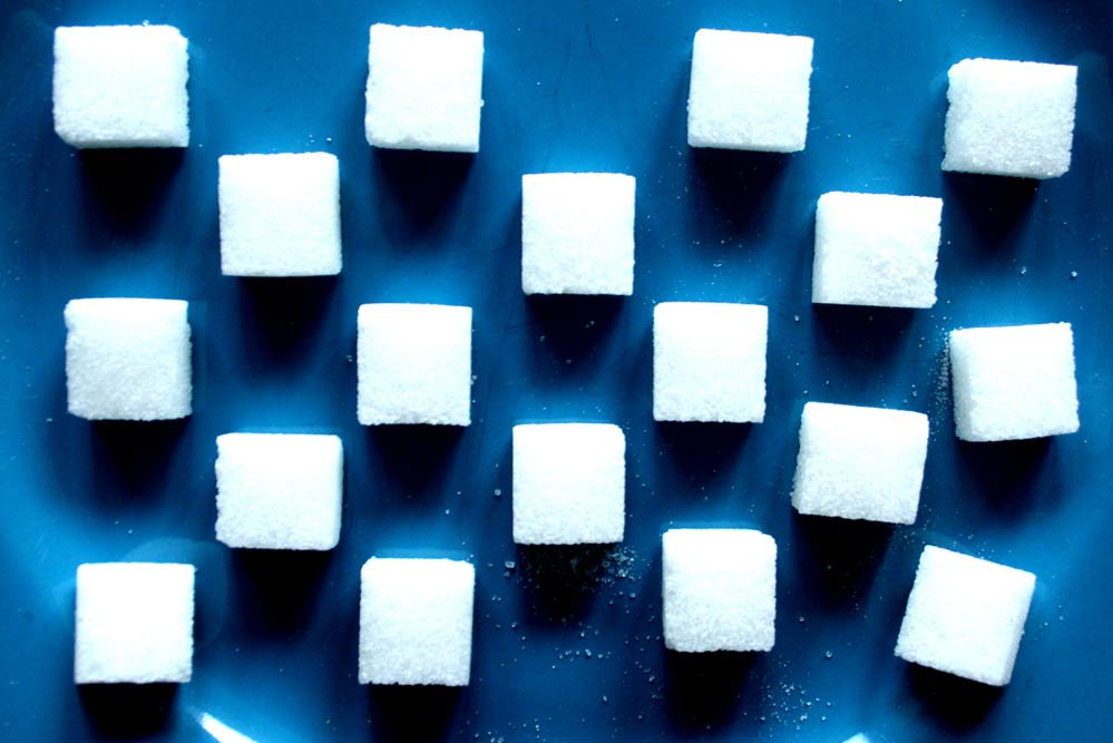 Dazu bisschen was mit Zucker ... Foto: L-IZ