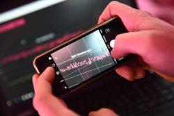 Mehr Bandbreite für den Mobilfunk. Foto: Telekom