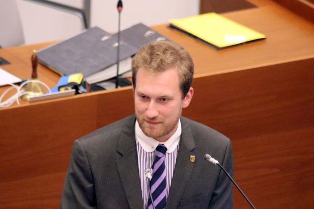 Michael Weickert, CDU. Foto: L-IZ.de