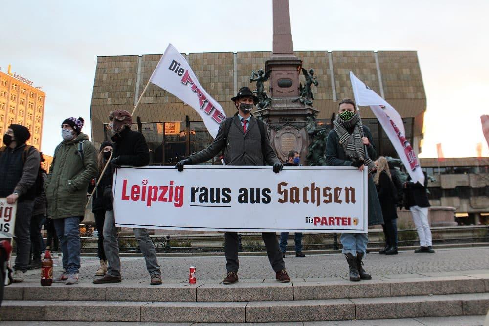 Foto: Die PARTEI Leipzig